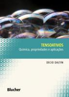 TENSOATIVOS - QUIMICA, PROPRIEDADE E APLICACOES