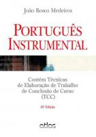 PORTUGUES INSTRUMENTAL - CONTEM TECNICAS DE ELABOR