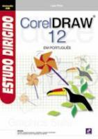 ESTUDO DIRIGIDO - CORELDRAW 12 EM PORTUGUES