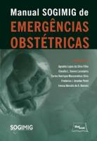 MANUAL SOGIMIG DE EMERGENCIAS OBSTETRICAS
