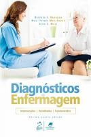 DIAGNOSTICOS DE ENFERMAGEM - INTERVENCOES, PRIORID
