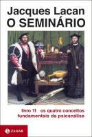 SEMINARIO - LIVRO 11 - OS QUATRO CONCEITOS FUNDAME