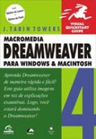 MACROMEDIA DREAMWEAVER PARA WINDOWS E MACINTOSH