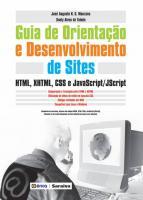 GUIA DE ORIENTACAO E DESENVOLVIMENTO DE SITES - HT