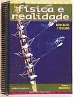 FISICA E REALIDADE - V. 1 - MECANICA
