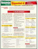 RESUMAO - ESPANHOL 4 - FALAR E ESCREVER