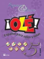 OLE - ESPANOL PARA NINOS Y NINAS - 5. ANO