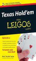 TEXAS HOLDEM PARA LEIGOS