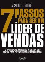 7 PASSOS PARA SER UM LIDER DE VENDAS - A INTELIGEN
