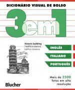 DICIONARIO VISUAL DE BOLSO - 3 EM 1 - INGLES/ITALI