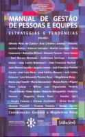 MANUAL DE GESTAO DE PESSOAS E EQUIPES - V. 1 - EST