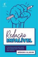REDACAO INFALIVEL - E OUTRAS DICAS QUE VOCE DEVE S
