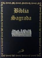 BIBLIA SAGRADA - ED. PASTORAL - LUXO - SANTA CEIA