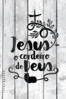 BIBLIA NVT - LETRA GRANDE - CORDEIRO DE DEUS