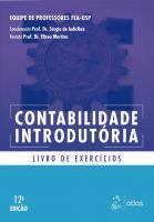 CONTABILIDADE INTRODUTORIA - LIVRO DE EXERCICIOS