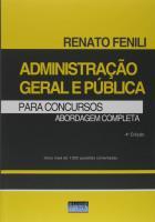 ADMINISTRACAO GERAL E PUBLICA PARA CONCURSOS - ABO