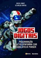 JOGOS DIGITAIS - PROGRAMACAO MULTIPLATAFORMA COM A