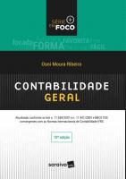 CONTABILIDADE GERAL - SERIE EM FOCO