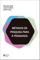 METODOS DE PESQUISA PARA A PEDAGOGIA