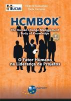 HCMBOK - O FATOR HUMANO NA LIDERANCA DE PROJETOS