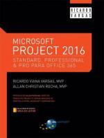 MICROSOFT PROJECT 2016 - STANDARD, PROFESSIONAL &