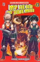 MY HERO ACADEMIA - BOKU NO HERO - V.13