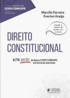 ASSERTIVAS CESPE - DIREITO CONSTITUCIONAL
