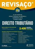 REVISACO - DIREITO TRIBUTARIO - 2.420 QUESTOES COM