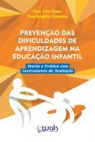 PREVENCAO DAS DIFICULDADES DE APRENDIZAGEM NA EDUC