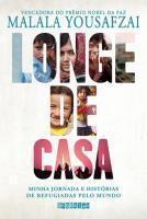 LONGE DE CASA - MINHA JORNADA E HISTORIAS DE REFUG