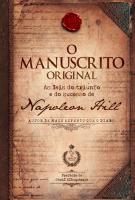 MANUSCRITO ORIGINAL, O - AS LEIS DO TRIUNFO E DO S