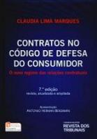 CONTRATOS NO CODIGO DE DEFESA DO CONSUMIDOR - O NO