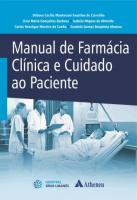 MANUAL DE FARMACIA CLINICA E CUIDADO AO PACIENTE