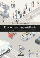 ECONOMIA COMPARTILHADA - O FIM DO EMPREGO E A ASCE