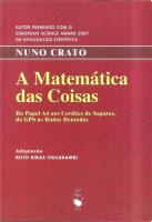 MATEMATICA DAS COISAS, A