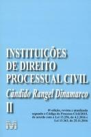 INSTITUICOES DE DIREITO PROCESSUAL CIVIL - V. 02