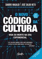 NOVO CODIGO DA CULTURA, O