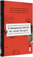 DESAPARECIMENTO DO DR. MENGELE, O