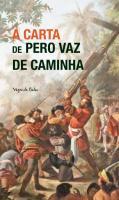 CARTA DE PERO VAZ DE CAMINHA, A