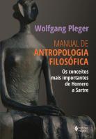 MANUAL DE ANTROPOLOGIA FILOSOFICA - OS CONCEITOS M