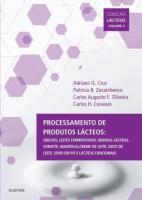 PROCESSAMENTO DE PRODUTOS LACTEOS