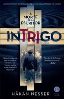 MORTE DE UM ESCRITOR, A - INTRIGO - V. 01