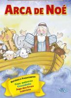 ARCA DE NOE - HISTORIA BIBLICA E PASSATEMPOS