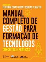 MANUAL COMPLETO DE GESTAO PARA FORMACAO DE TECNOLO
