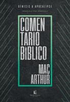 COMENTARIO BIBLICO MACARTHUR
