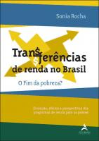 TRANSFERENCIAS DE RENDA NO BRASIL