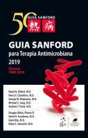 GILBERT - GUIA SANFORD PARA TERAPIA ANTIMICROBIANA