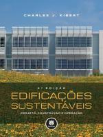 EDIFICACOES SUSTENTAVEIS - PROJETO, CONSTRUCAO E O