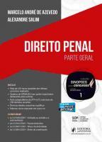 SINOPSES PARA CONCURSOS - V. 01 - DIREITO PENAL