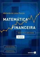 MATEMATICA FINANCEIRA - OBJETIVA E APLICADA